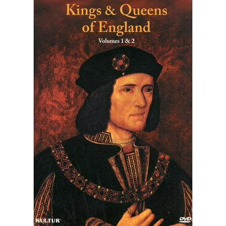 Kings & Queens of England Box Set (DVD) - King Of Queens Box Set