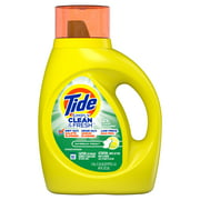 Tide Simply Clean & Fresh Liquid Laundry Detergent, Daybreak Fresh, 25 Loads 40 fl oz