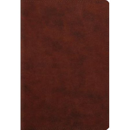 ESV Student Study Bible (Trutone, Chestnut) (Chestnut Mandibled Toucan)