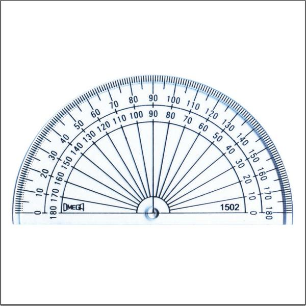"Si Manufacturing LR3023 4"" Protractor by"