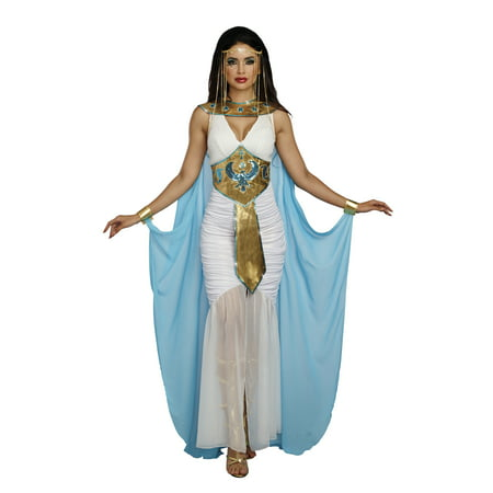 Dreamgirl Women's Queen of De Nile Egyptian Costume - Egyptian Queen Costume
