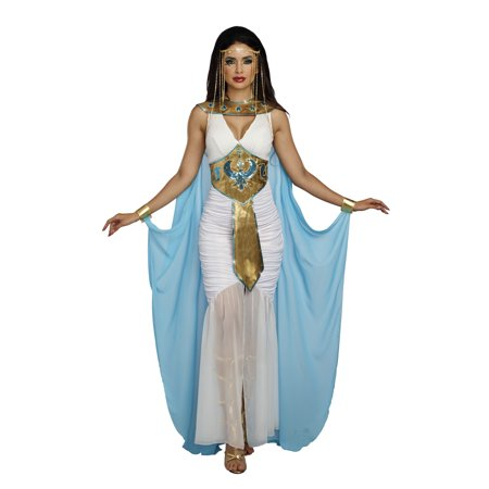 Dreamgirl Women's Queen of De Nile Egyptian Costume](Diy Egyptian Costume)