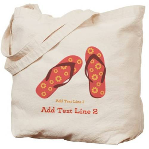 Cafepress Personalized Summer Tote Bag
