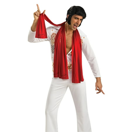 Elvis Presley Scarf Set of 3 Licensed R8782](Elvis Costume Ideas)