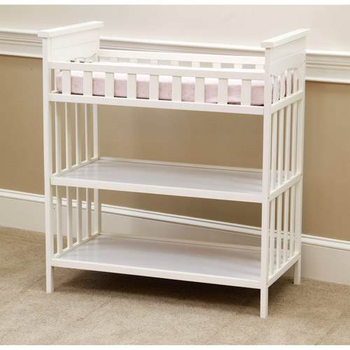 Child of Mine by Carter's Woodhaven Changing Table, Vintage White