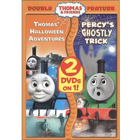 Thomas & Friends: Thomas' Halloween Adventures / Percy's Ghostly Trick (Full Frame)