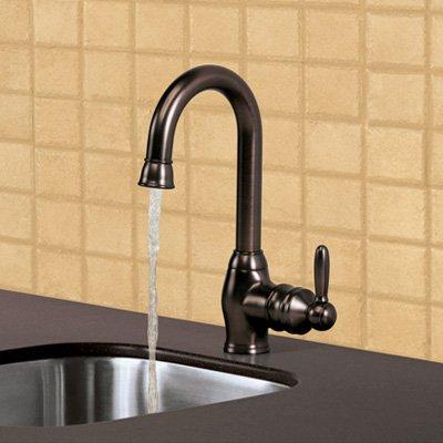 Pegasus Newbury FS1A5070 Single Handle Bar Faucet - Oil Rubbed ...