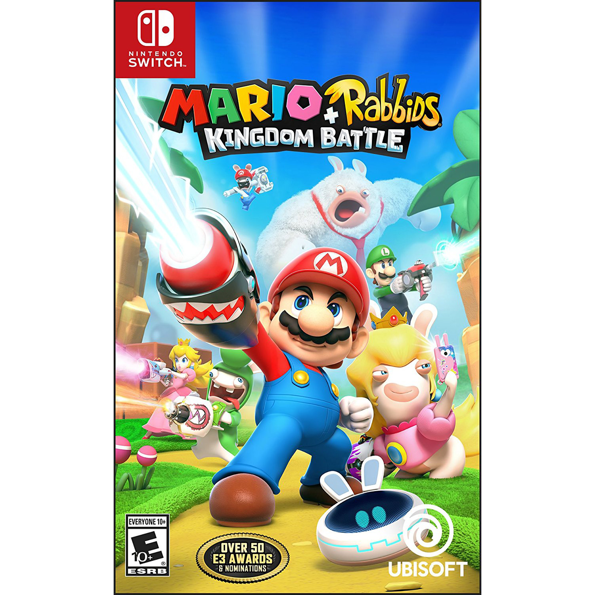 Ubisoft Mario + Rabbids Kingdom Battle Switch [Digital Download]