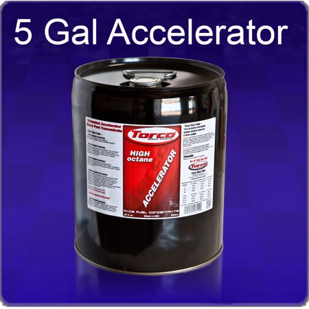 Gas Booster (UL Torco Accelerator Octane Booster  5 gal)