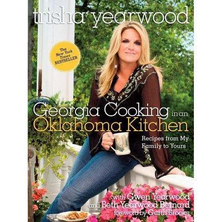 Georgia Cooking in an Oklahoma Kitchen : Recipes from My Family to (Christine Ha Recipes From My Home Kitchen)