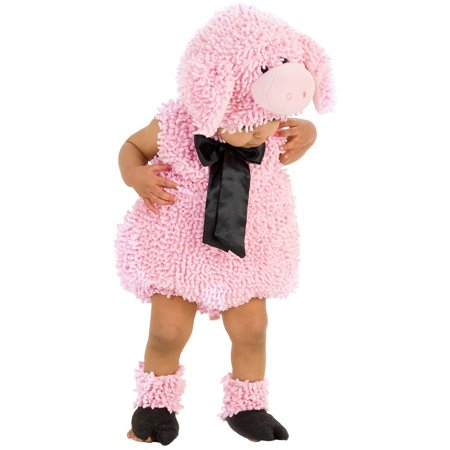 Baby Pie Costume (Squiggly Pig Infant Halloween Costume, 6-12)