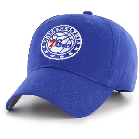 ca732c385bd NBA Philadelphia 76ers Basic Cap Hat - Fan Favorite - Walmart.com