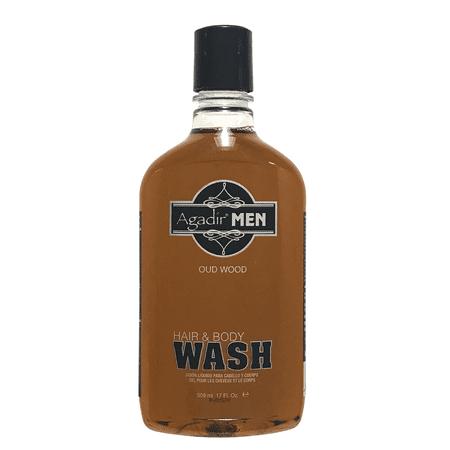 Men Body Oil (Agadir Argan Oil Agadir Men Hair and Body Wash, 508 Ml/17)