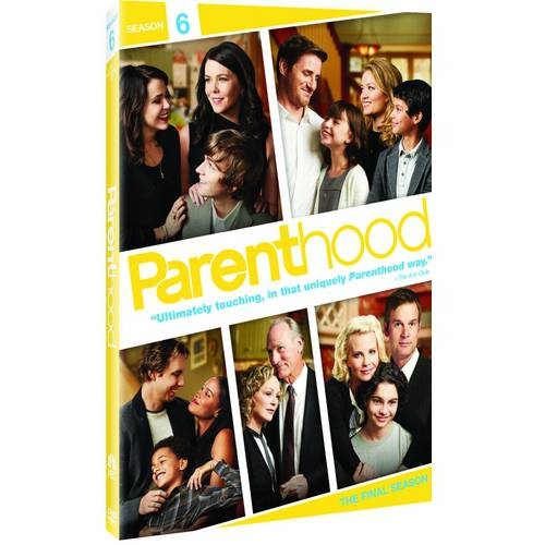 Parenthood: Season 6 (Widescreen)
