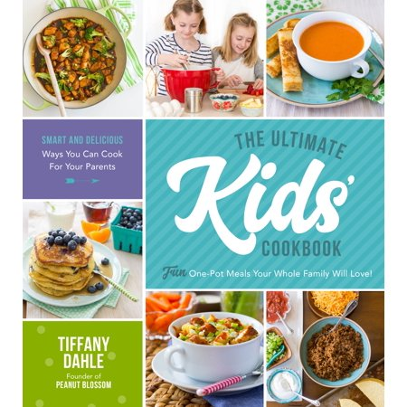 The Ultimate Kids' Cookbook : Fun One-Pot Recipes Your Whole Family Will Love! - Fun Halloween Recipes For Adults