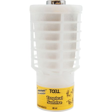 Rubbermaid Commercial, RCP402472, TCell Dispenser Fragrance Refill, 1 Each