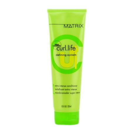 Matrix Curl Life Defining System Step 2 Extra Intense Conditioner - Size : 8.5 - Matrix Curl Life Defining System