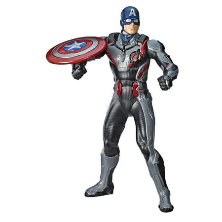 Marvel Avengers Avengers: Endgame Shield Blast Captain America Figure