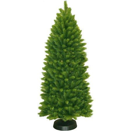 Your Choice Unlit Holiday Christmas Tree and Lights Value ...
