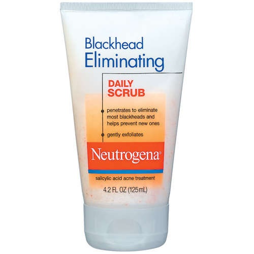 Neutrogena Daily Scrub Blackhead Eliminating, 4.2 oz