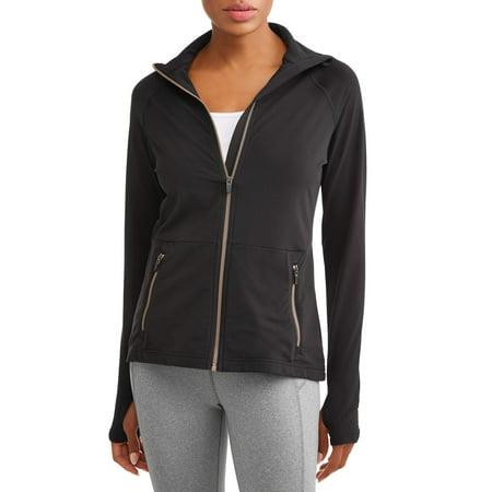 Women's Active Flex Tech Zip Jacket ()
