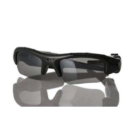 Digital Camera Sunglasses Audio/Video Recording - image 3 of 8