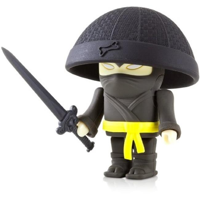 Bone Collection DR12021B 8 GB Do-It-Yourself Kung Fu Master USB Drive with Customizable Parts