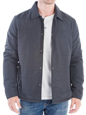 No Retreat Men's Button Snap Jacket