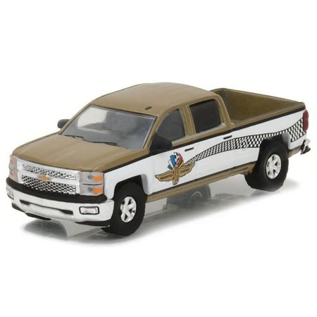 greenlight 29902 indianapolis motor speedway - 2015 chevrolet silverado hobby model (Eldora Speedway Late Model)