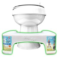 "Step and Go 7"" Toilet Aid"