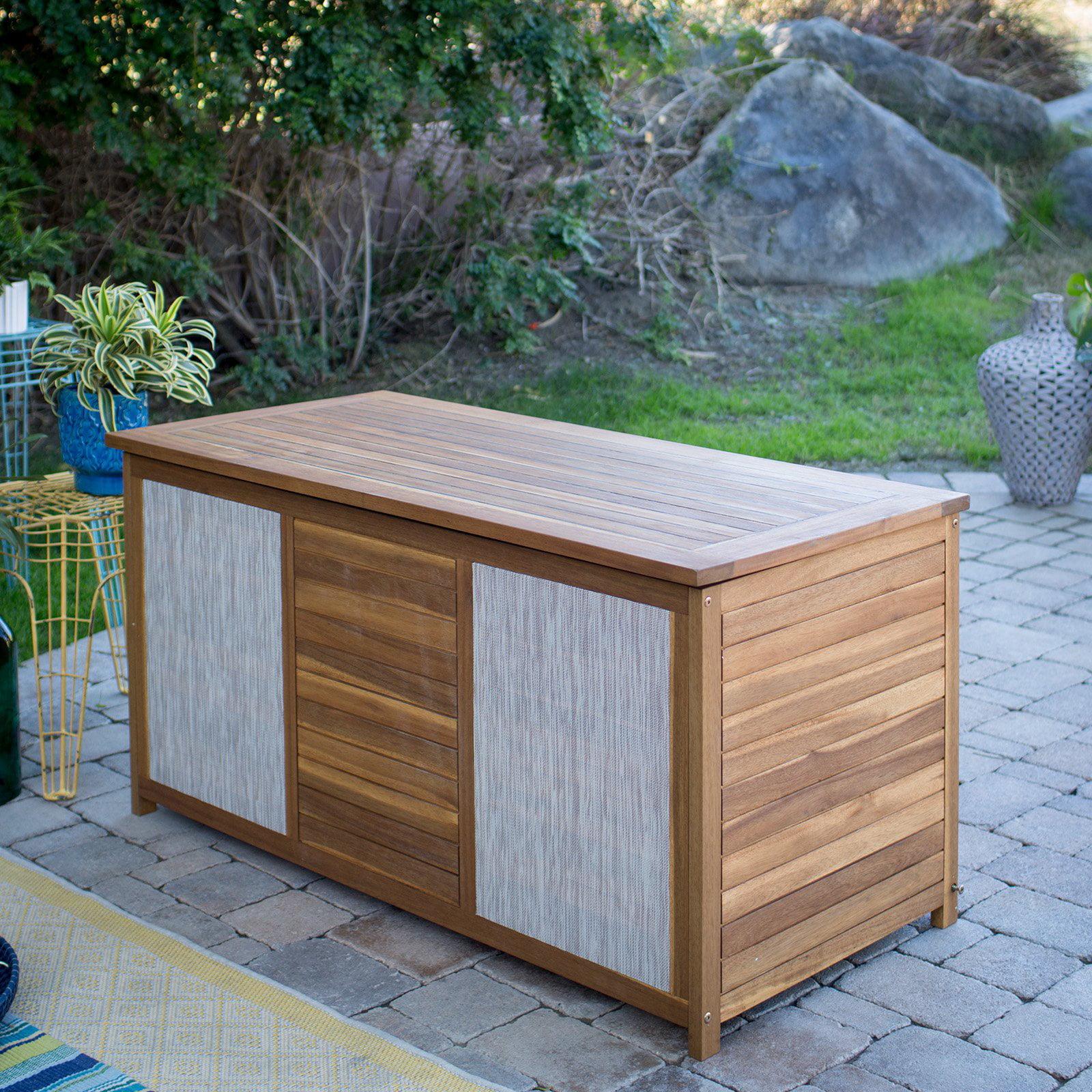 Coral Coast Sutter Outdoor Storage Deck Box by