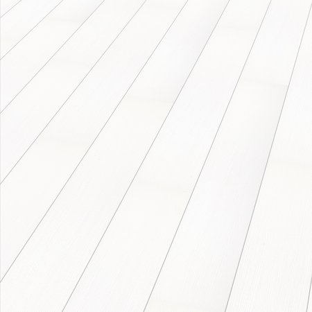 Super Gloss Floor Plank Color White Arctic Wood Laminate 2066 Sq F