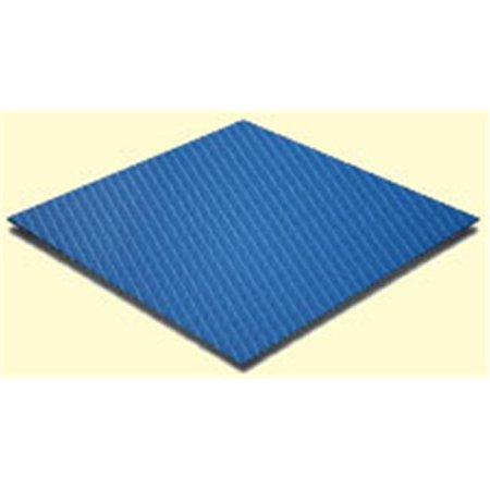 Merlin Industries MLNPATSBL Safety Solid Cover - Blue