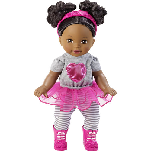 Little Mommy Sweet As Me Princess Doll