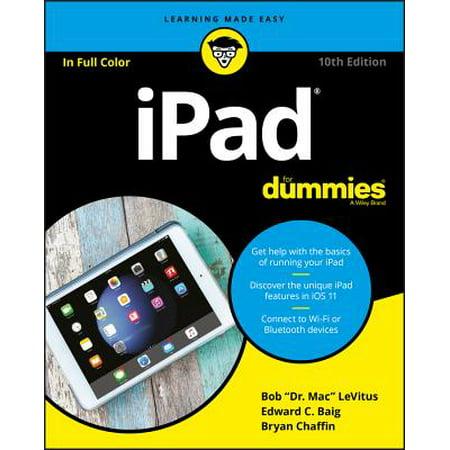 iPad For Dummies - eBook (Ipad Books)