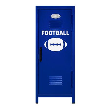 Football Player Mini Locker Gift - 10.75