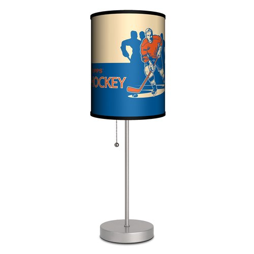 Lamp-In-A-Box Topps Hockey Heritage Box 2 20'' Table Lamp