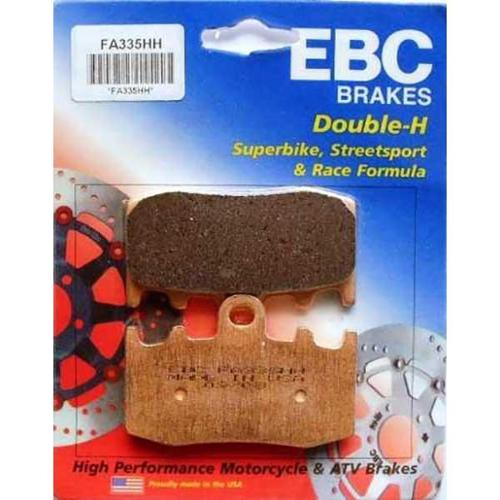 EBC Double-H Sintered Brake Pads Front (2 sets Required) Fits 2006 BMW R850R