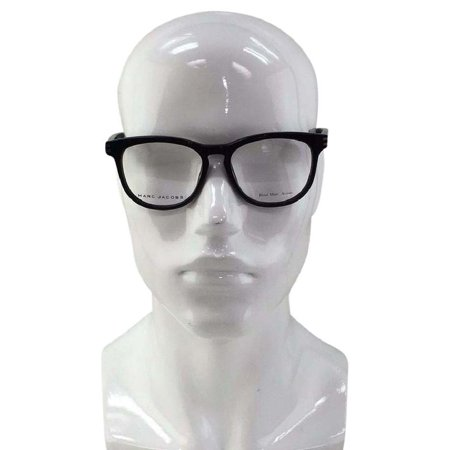 New Marc Jacobs MJ 574 807 Black Plastic Eyeglasses