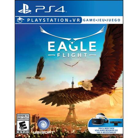 Ps Jordan Flight - Ubisoft Eagle Flight for PlayStation VR (Playstation 4)