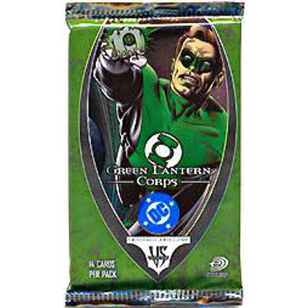 DC VS System Trading Card Game Green Lantern Corps Booster (Seven Trading Systems For The S&p Futures)