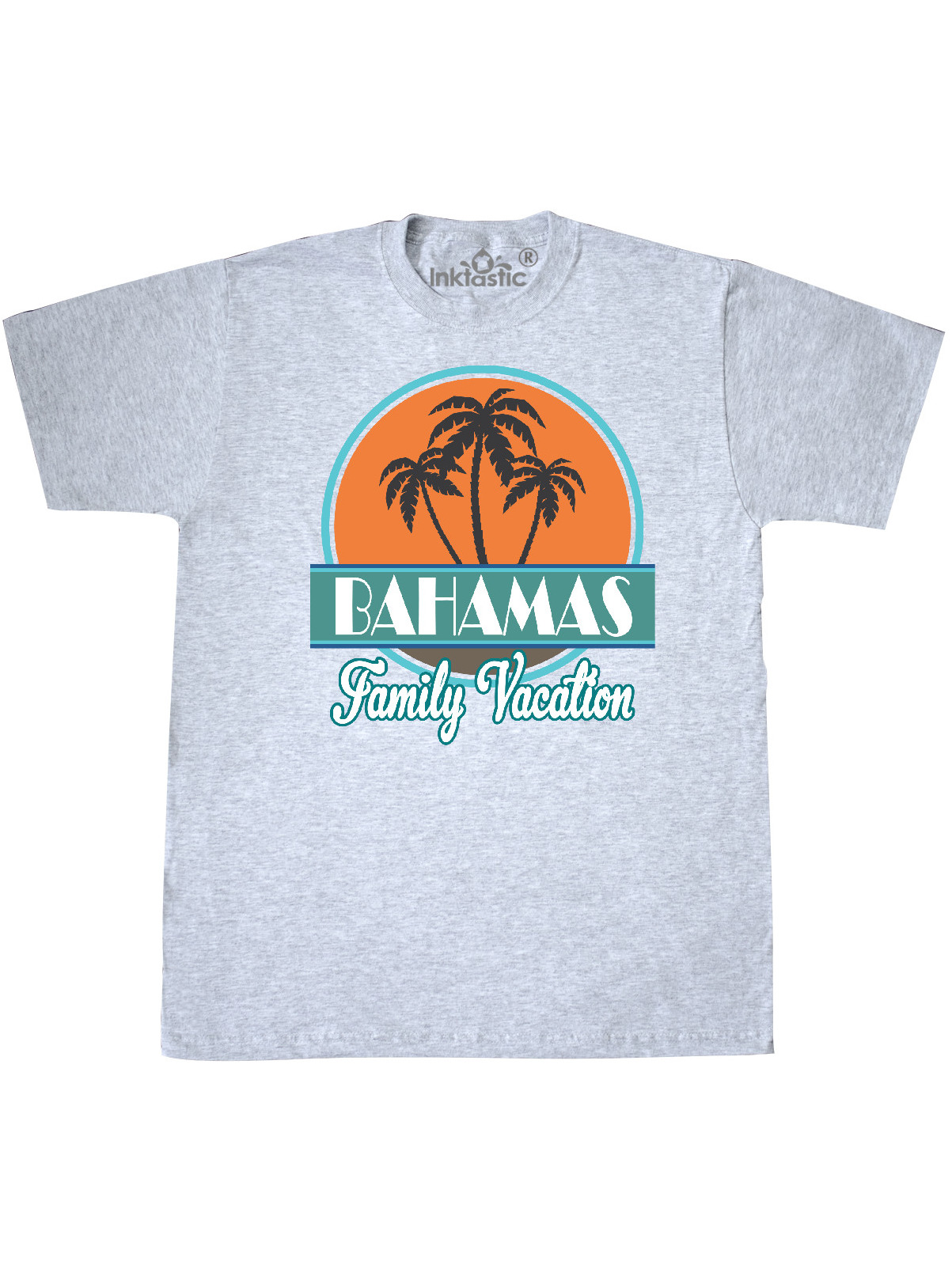 inktastic Bahamas Family Vacation Matching Baby T-Shirt