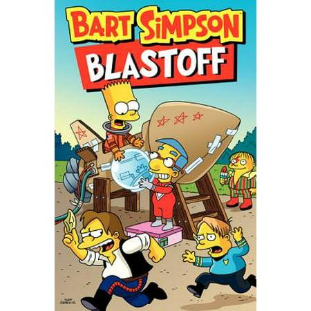 Bart Simpson Blastoff](The Simpsons Bart)