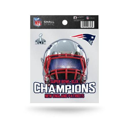 Rico Small Static Cling - NFL New England Patriots
