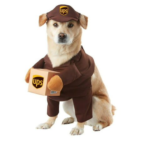 UPS Dog Costume](Blow Ups For Halloween)
