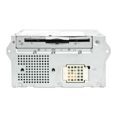 2010-2011 Infiniti G37 AM FM Navi Ready Receiver w Single CD Player 25915 ZX74A - Refurbished thumbnail