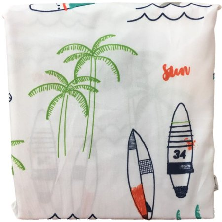 North Shore Surf Board 3 Piece Sheet Set Twin Size Super Soft Surfing Bed (Molly On The Shore Clarinet Quartet Sheet Music)