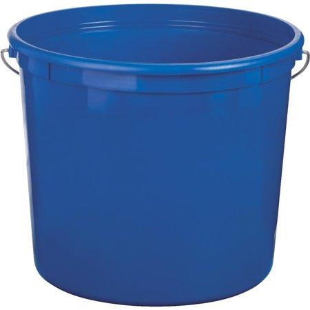 LEAKTITE 5 Quart Blue Plastic Pail 005Q00BL036