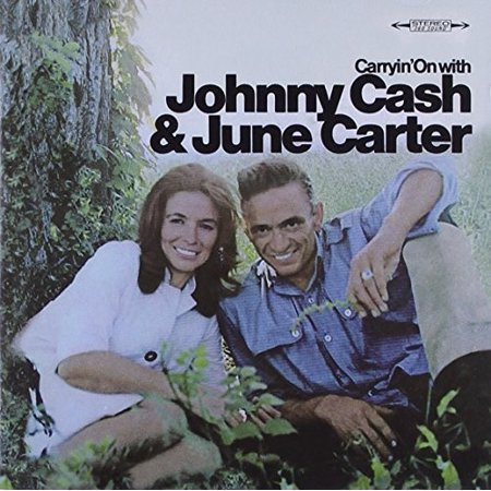Carryin On With Johnny Cash & June Carter (CD)
