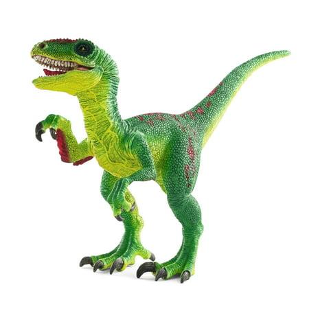 Schleich Green Velociraptor
